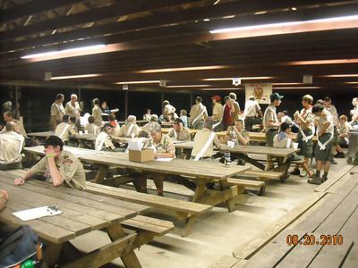OA Fall Fellowshop Aug 2010