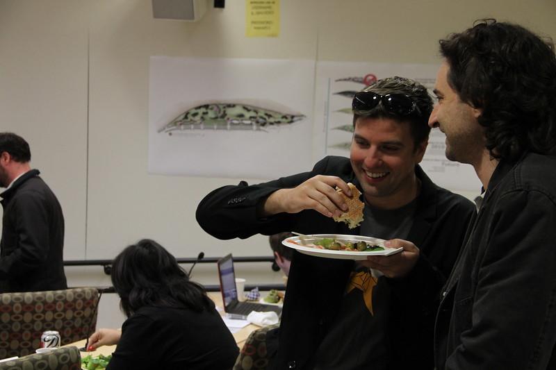 2011, Alexander Horn and Alessandro Marianatoni