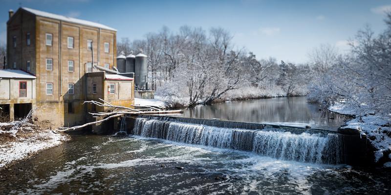 Weisenberger Mill near Midway, Ky. 1.24.15.