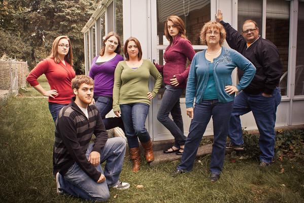 The Bastian Family