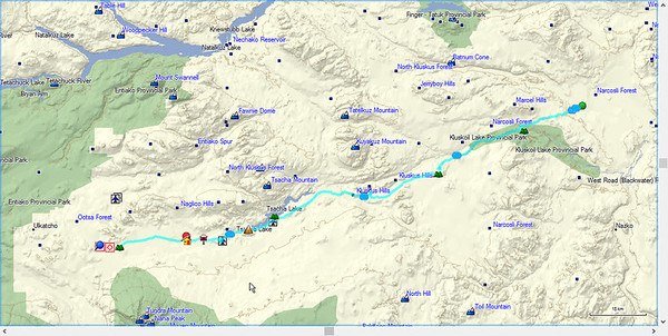 AMHT Map