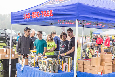 Vendors and Volunteers