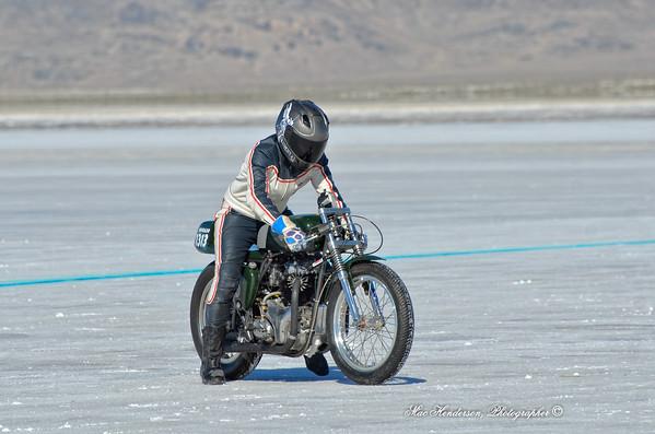 Bonneville Salt Flats 2012