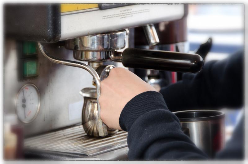 Seattle Espresso Cart