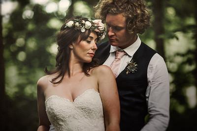 The Wedding of Rachel and Sam at Hazel Gap Farm