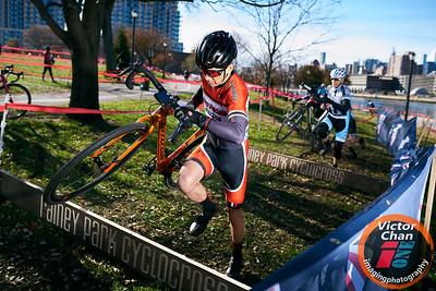 Rainey Park Cyclocross 11/23/19 Part 1