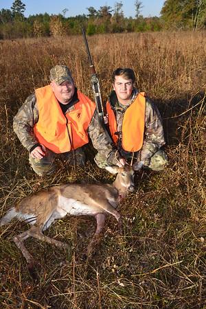 JoJo's First Deer 11/21/2014