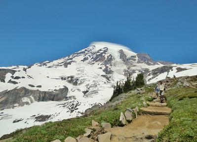 Rainier hike