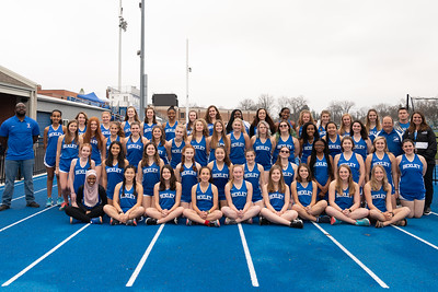 Track and Field Team Photos