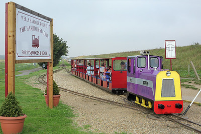 Wells Harbour Railway