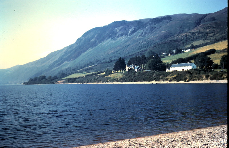 1959-9-6 (8) Loch Ness, South of Inverness, Scotland.JPG