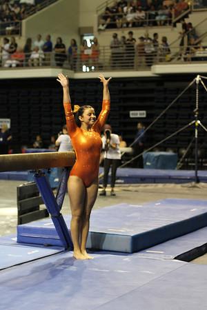 TX HS Gymnastics State 2012 #9