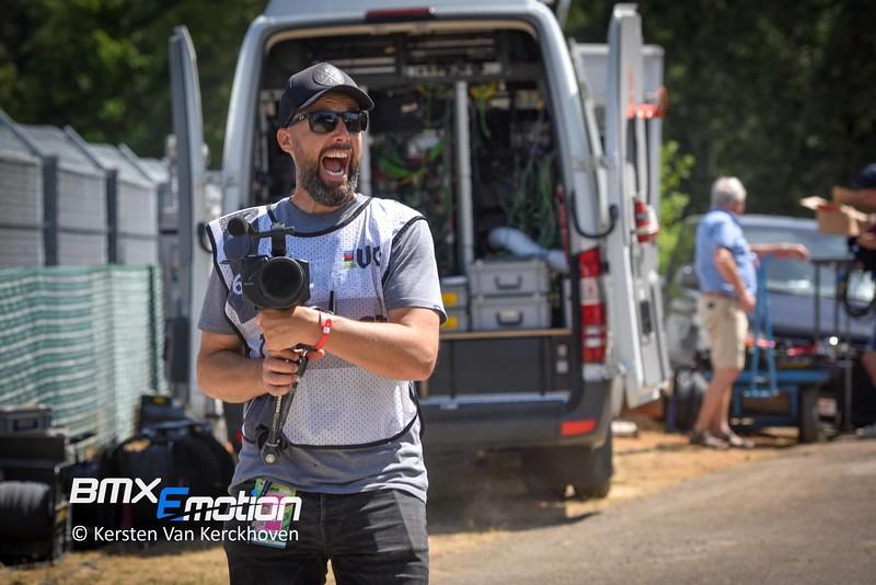 BMX WORLDS 2019 - practise Monday - NED - DEN
