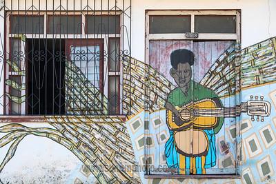 Cien Fuegos, Cuba October 2017