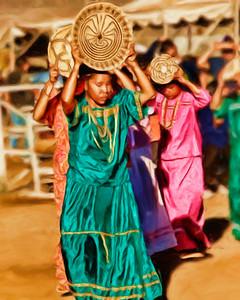 To O'odam Basket Dancers-SM