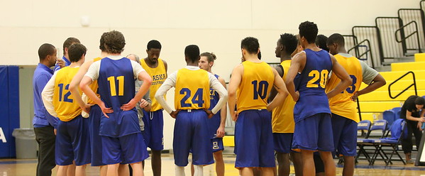 2016-2017 University Alaska Fairbanks Men's Basketball - Preseason Scrimmage 10-22-16