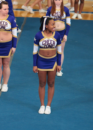 Cheer Zone Open Squad