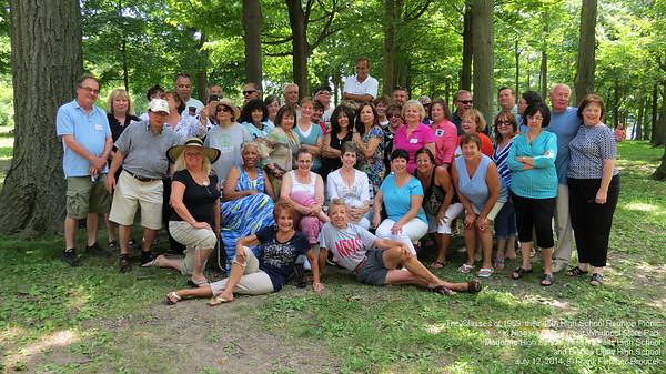 M BD NFHS 45th Reunion in 2014  part 2