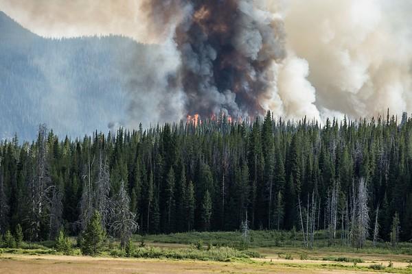 Nethker Fire: Aug. 6, 2019