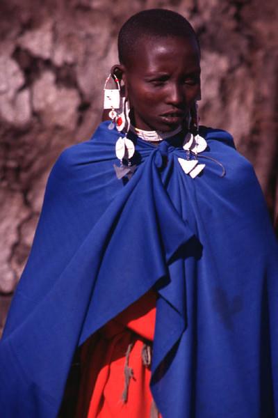 Maasai Boma, Tanzania 1999