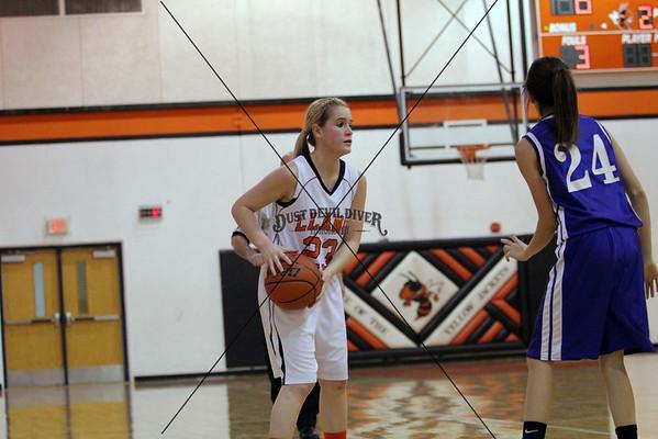 Freshman Ladies vs Lampasas