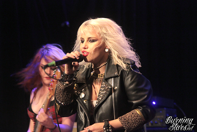 Barb Wire Dolls @ Whisky-A-Go-Go (West Hollywood, CA); 5/30/16