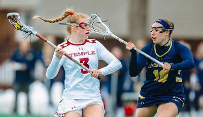 Temple Lacrosse vs. Lasalle