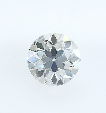 Loose 9mm OEC Moissanite - Colorless