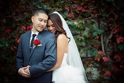Andrea+Ron Wedding