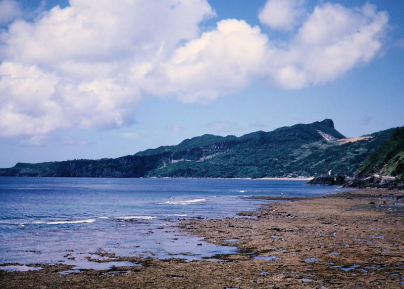 Okuma - Beach along Hwy 1