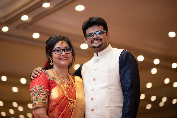 Lalitha and Rohit
