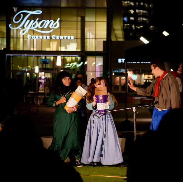 TPE Tricks or Treats at Tysons