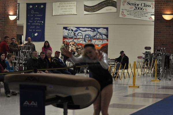 Gymnastics vs. Medford/Rhinelander