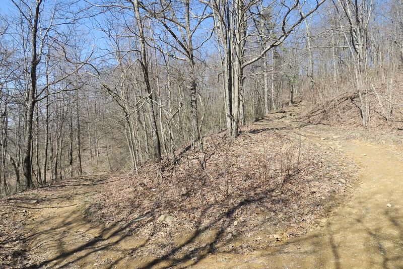 Ewing Trail - 3,400'