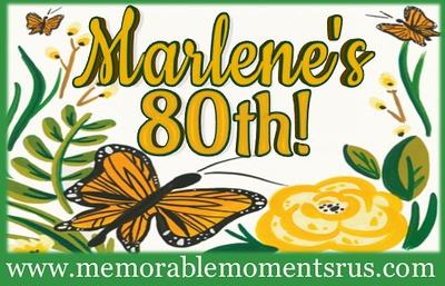 Marlene's 80th Birthday