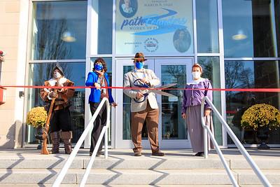 Pilgrim Hall Museum Re-Opening  11/20/20