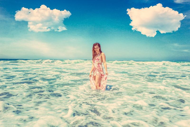 2017 Danielle Bennett Venice Beach