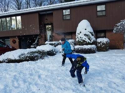 Snow Day in NY!