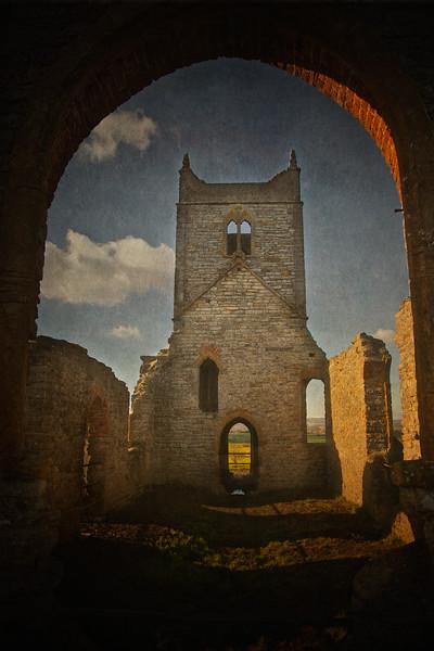 Burrow Mump, Somerset