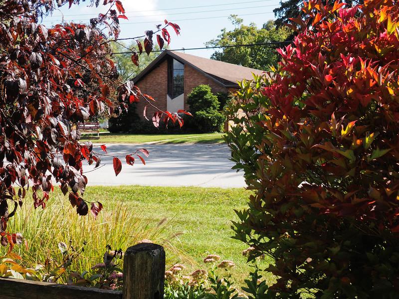 Door Village church