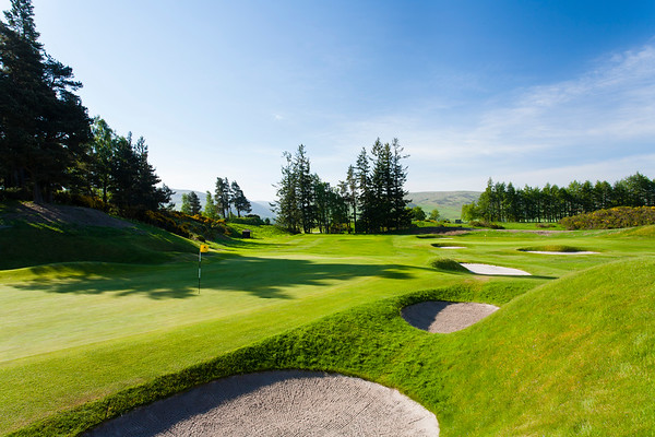 Gleneagles Hotel Spa & Golf Resort