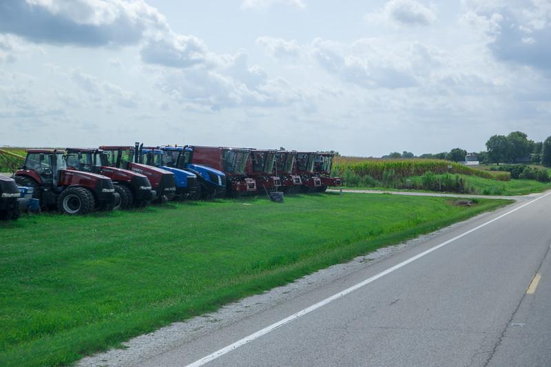 Illinois Tractors