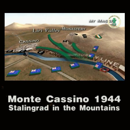 "Monte Cassino 1944 ""Stalingrad in the Mountains"""