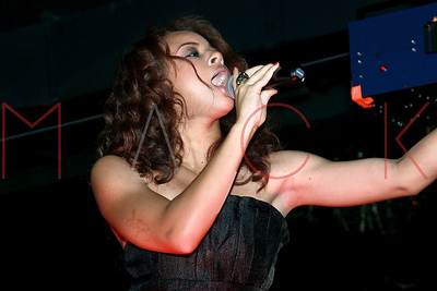 New York, NY - January 22:  Alexis Jordan Concert, New York, USA.