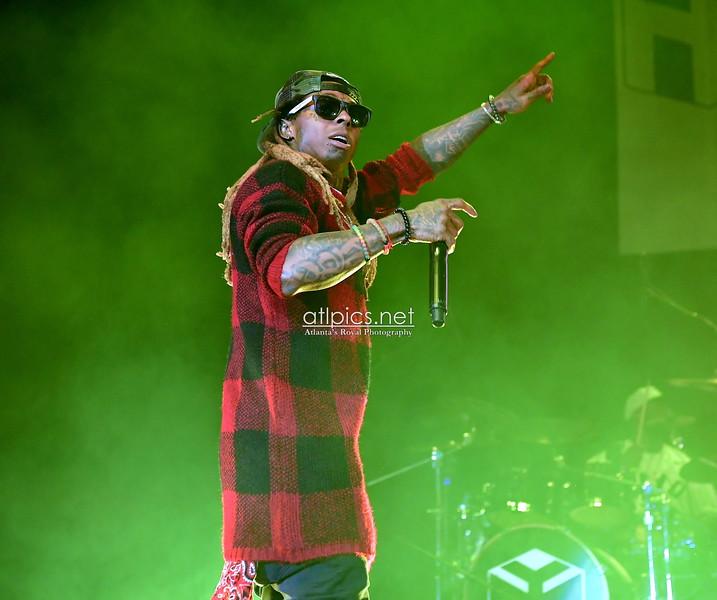 """5.8.17 Lil Wayne """"Kloser To You"""" Tour"""