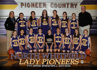 North Whitfield Middle Basketball
