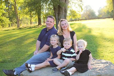 Walsh Family ~ 9/16/14