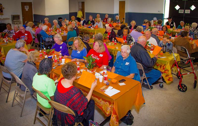 Crowley Seniors Thanksgiving Luncheon 11-20-15-17