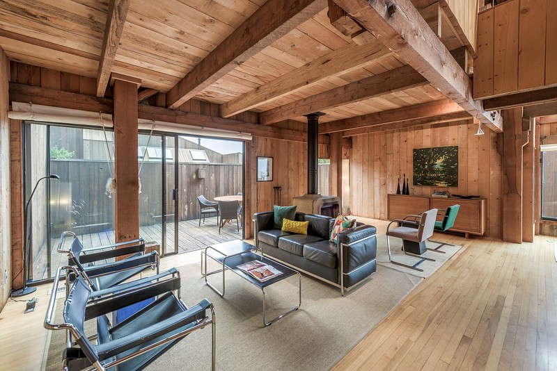 Condo One, Number 8, Sea Ranch, California