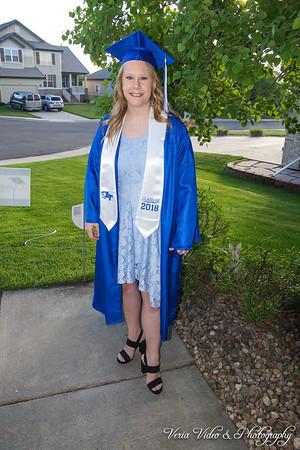 Legend H.S. Graduation 2018